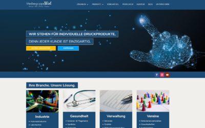 Zeit für Veränderung. Unsere neue Website ist online.