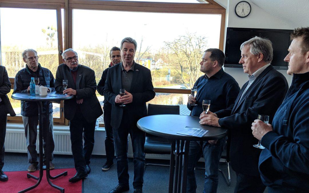 Netzwerktreffen der Sponsoren des 1. FFC Turbine Potsdam e.V.