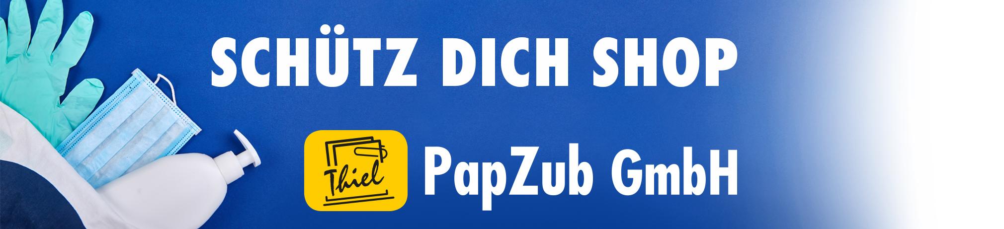 schuetz-dich.shop Logo