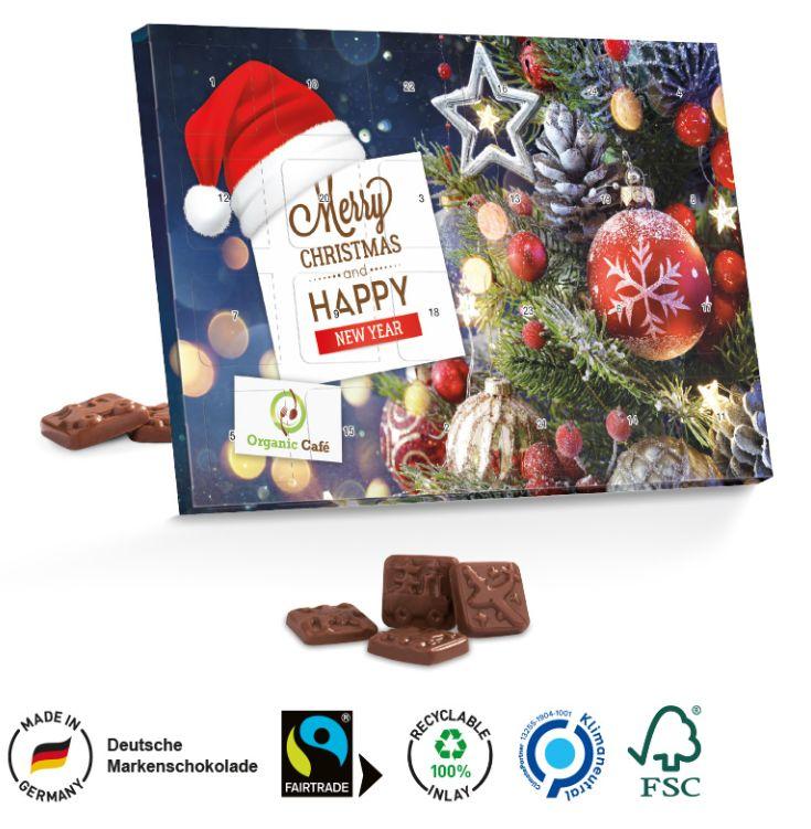 Kalender Deutsche Markenschokolade